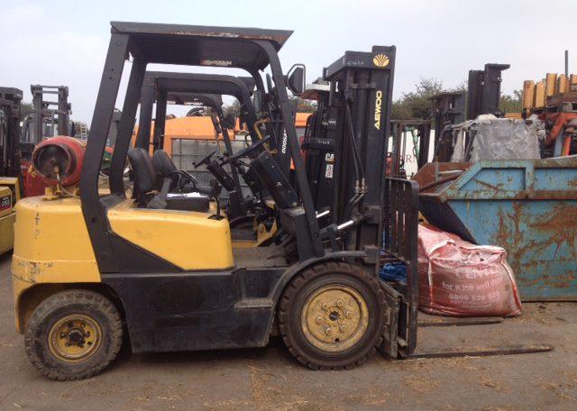 DAEWOO G25E-3 - Derbyshire Forklifts